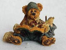 Boyds Bears: Willie as Noah's Son. Tough Job but. Somebody's got .5E/4189
