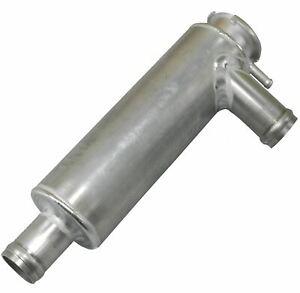 OBP Alloy Water Swirl Pot 2x Swaged 32mm OD Fittings (OBPWSP003)