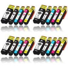 20x Drucker Patrone Tinte für EPSON XP530 XP630 XP830 XP540 XP635 XP640 XP645