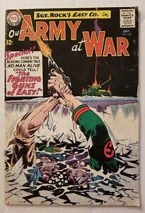 OUR ARMY AT WAR #146 (DC COMICS 1964) SGT. ROCK! CLASSIC DC WAR COMICS!