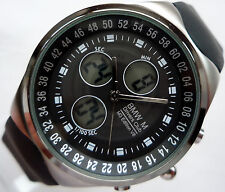 BMW E92 M Power M3 3 Series V8 Engine Motosport Racing Sport Watch Chronograph