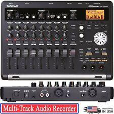 Tascam Dp-03Sd 8-Track Digital Portastudio Multi-Track Audio Recorder Sd Sdhc