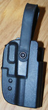 UNCLE MIKES Glock 22 SZ21 duty Holster retention strap Police issue tactical OWB