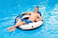 Intex River Run Inflatable Floating Tube Raft For Lake/ocean/pool (pack of 2)