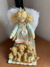 Teddies to Cherish Threads to Heaven - Bless Our Family