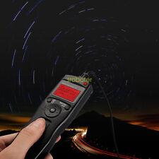 LCD Timer Remote Control Shutter Release f Olympus RM-UC1 E-510 E-520 E-P1 P2 P3