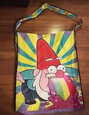 Gravity Falls We Love Fine Promotional Bag Barfing Gnome Disney Tote Huge