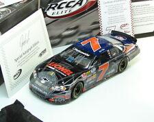 Josh Wise #7 Lionel 2010 Chevy Impala AUTOGRAPHED Action 1/24 NASCAR RCCA Elite