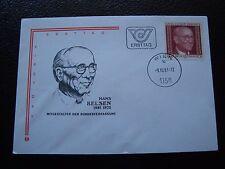 AUTRICHE - enveloppe 1er jour 9/10/1981 (B7) austria