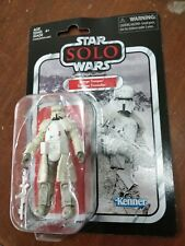 """Star Wars The Vintage Collection 3.75"""" - Solo - Range Trooper"""