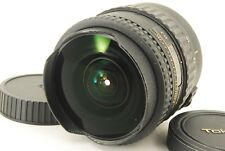 577 Tokina AF 10-17mm f/3.5-4.5 DX Fisheye for Canon ***EXC*** AT-X107 DX