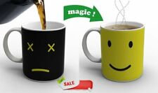 Magic Color-Changing Mug Cup Coffee Tea Milk Hot Cold Heat Sensitive DQ