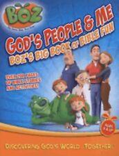 God's People and Me: Boz's Big Book of Bible Fun (Boz the Big Green Bear Next Do