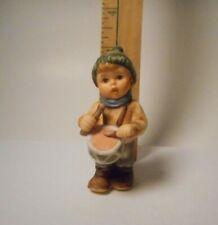 "1999 Goebel - Berta Hummel ""Boy With A Drum"" Figurine Retired"