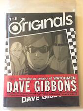 The Originals Hardcover Original GN Dave Gibbons Watchmen unread