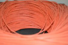 18 AWG  Stranded Wire Orange 10ft 600 Volts 105C