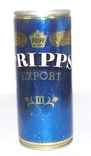 Pripps Export III 45cl Crimped Steel Beer Can