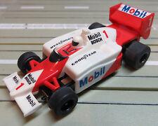 für Slotcar Racing Modellbahn --   Formel 1 McLaren Honda MP4/3 mit Tomy Motor