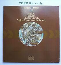 ATL2-4269 - BERLIOZ - Requiem MUNCH Boston Symphony Orch - Ex Double LP Record