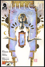 Willow Wonderland #1 Cover A (2012 Series), 1st Print , Buffy , Dark Horse , NEW