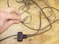 Vintage Magnavox AC CORD  from a tube phonograph  Record Player mod. 4SC242R