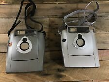 2 Polaroid Instant Cameras SPECTRA1200FF 1200FF-BE