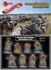 Mars Figures 32013 German Elite Division (Normandy 44-45) (15 figures) 1/32
