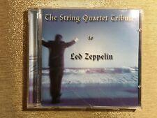 The String Quartet Tribute to Led Zeppelin by Vitamin String Quartet (CD, Nov-19