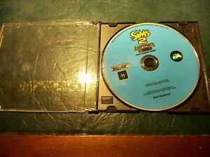 Sims 2 Expansion (Apartment Life) PC DISC ONLY