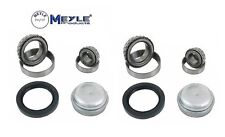 Set of 2 Meyle Brand Front Wheel Bearing Kit's For Mercedes W211 W219 W230