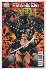 Franken-Castle #18 (Aug 2010 Marvel) [Punisher] Rick Remender Jefte Palo X