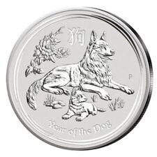 1 oz. Silbermünzen auf Lunar Münzen