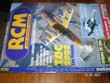 RCM n°261 plan encarté 13D2+  FOEHN  Toro 300 Enigma