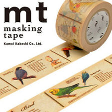 MT Washi Masking Deco Tape Birds Design