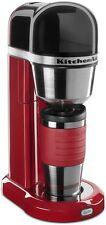 KitchenAid Personal Coffee Maker RR-kcm0402er Red included 18 oz thermal mug