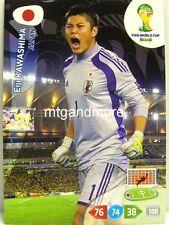 Adrenalyn XL - Eiji Kawashima - Japan - Fifa World Cup Brazil 2014 WM