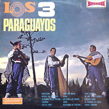 LOS 3 PARAGUAYOS Volume 1 FR Press Musidisc 30 CV 1037 LP