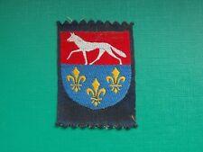 N°45 insigne écusson scout scoutisme scoute louveteau éclaireur scouting guide
