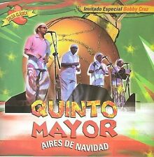 Aires de Navidad by Quinto Mayor (CD, Sep-2008, Tropisounds)