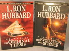 L RON HUBBARD DIANETICS EVOLUTION OF A SCIENCE ORIGINAL THESIS RATIONAL OPTIMIST