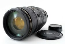 """APP Mint"" Nikon AF 80-400mm F/4.5-5.6 D ED VR Zoom Telephoto Lens From JP #5295"