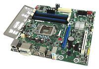 (C) Intel Motherboard/Desktop Board DQ57TM DDR3   LGA1156  mATX+I/O Plate