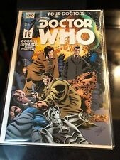 Doctor Who Four Doctors #1 Geppi Entertainment Museum Variant