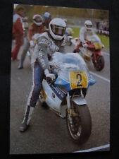 Photo Docshop Suzuki RGB500 #2 Rob Punt (NED) ONK wegrace Heerlen 1987