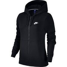 Nike Women's Sportswear Hoodie Sweat Top Training Gym Ladies Sport Running Activ M Black