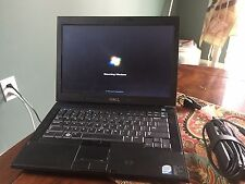 Dell E6400 Laptop / WINDOWS 7 / 160GB HDD / 4GB / Battery & AC / TESTED WORKING