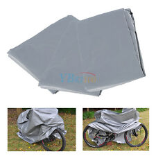 Portable Waterproof Bicycle Bike Rain Cover Motorcycle Scooter UV Protector New
