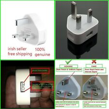 official iphone Charger USB Wall Plug adapter For 4 4S 5 5S 5C 6s 6 Plus iPod