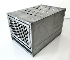 Geo. H.Wahmann Animal Heavy Duty Galvanized Cage