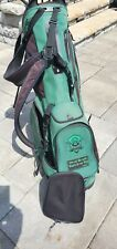 New listing Ping Hoofer 5-Way Golf Stand Bag - Green - Extra Pocket Cover